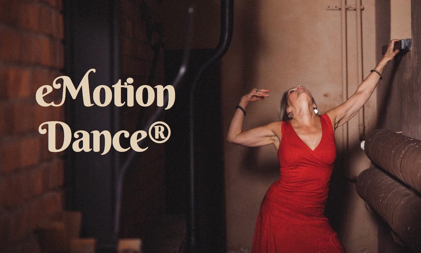 kirsi voutilainen ja tunteiden tanssi, emotion dance